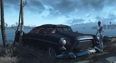 Fallout 4 — Разбойник | Fallout 4 моды