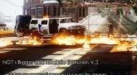 GTA IV — Улучшенные взрывы и реалистичный огонь | GTA 4 моды