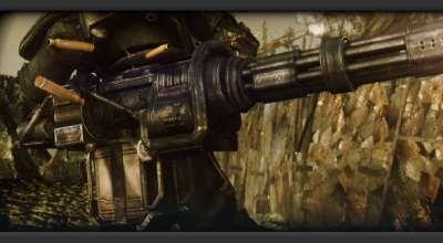 Fallout 3 Hirezd | Fallout 3 моды