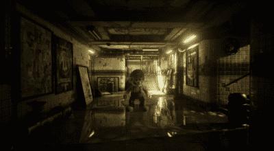Mario на Unreal Engine 4