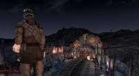 Fallout NV — железно-дорожные поезда | Fallout New Vegas моды