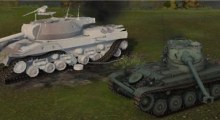 World Of Tanks 0.8.6 — Белые трупы танков | World Of Tanks моды