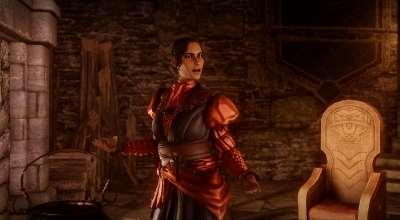 DA: Inquisiton — Реплейсер платья Жозефины | Dragon Age моды