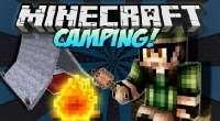 Minecraft — Camping / Палатки, ловушки и новые звери | Minecraft моды