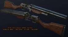 Fallout NV — Оружие «Дуплет» из Metro 2033