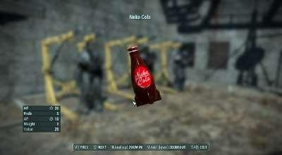 Fallout 4 — Новые текстуры для Нюка-Колы | Fallout 4 моды