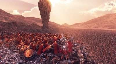 Ultimate Epic Battle Simulator — Осада в 25.000 персонажей