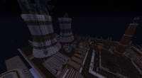 Minecraft — Приключенческая карта «Зомби апокалипсис»