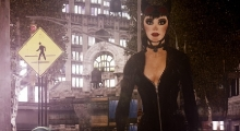 GTA IV —  Batman Arkham City — Женщина кошка | GTA 4 моды