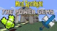 Minecraft — Power Gems 1.7.10 / 1.72 | Minecraft моды
