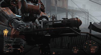 Fallout 4 — Ядерный миниган | Fallout 4 моды