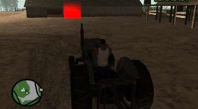 GTA San Andreas — Работа тракториста-фермера | GTA San Andreas моды