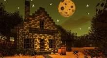 Halloween — текстуры для minecraft 1.8.1 1.9 | Minecraft моды