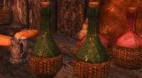 Skyrim — Коллекция новых текстур для «мелочи» | Skyrim моды