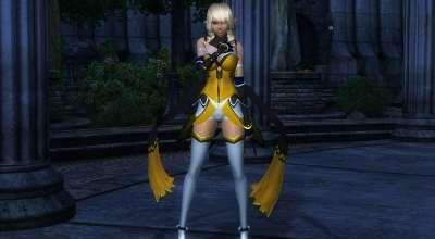 Oblivion — Хентай-костюм Харука (Beat Blade Haruka costume) | Oblivion моды