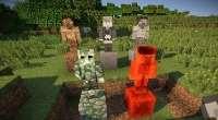 Minecraft — Statues / Мод позволяющий создавать статуи для 1.7.10/1.7.2/1.6.4 | Minecraft моды