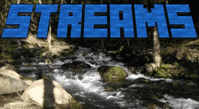 Minecraft — Streams / Новый генератор мира | Minecraft моды