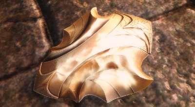 Skyrim — Ретекстур щита Ауриэль | Skyrim моды