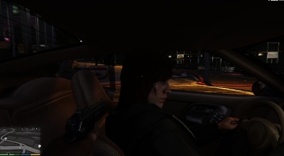 GTA 5 — Кнопка «пассажира» (Passenger Button) | GTA 5 моды