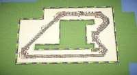 Minecraft — Mario Kart — карта для 1.7.10 | Minecraft моды