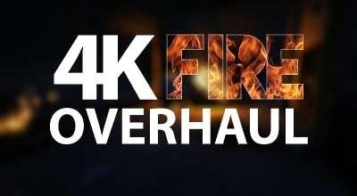 GTA 5 — Высококачественный огонь (4K Fire Overhaul) | GTA 5 моды