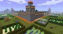 Minecraft — генератор города