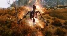 Skyrim — Более опасные враги | Skyrim моды