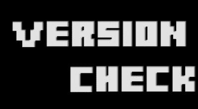 Minecraft — VersionChecker для 1.7.10, 1.8 / Узнавайте первыми об обновлениях ваших модов! | Minecraft моды