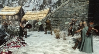 Skyrim — 500 новых гвардейцев | Skyrim моды