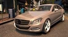 GTA 4 — Mercedes Benz CLS350 | GTA 4 моды