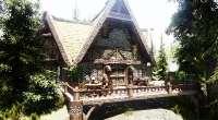 Skyrim — Поместье мамонта на берегу озера | Skyrim моды