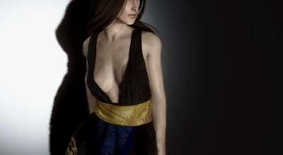 Skyrim — Вечернее платье бабочки (UNP) | Skyrim моды