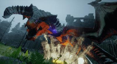 DA: Inquisition — Реколор Драконов | Dragon Age моды