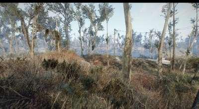 Fallout 4 — True Grass / Мод улучшающий растительность | Fallout 4 моды