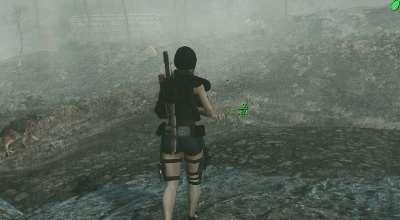 Fallout 4 — Альтернативная анимация походки и бега | Fallout 4 моды