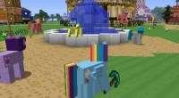 Minecraft — Mine Little Pony для 1.7.10/1.7.2/1.6.4 | Minecraft моды