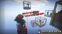 Minecraft — Sky Cubes — карта на выживание для 1.7.10 | Minecraft моды