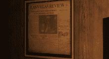 Fallout NV — HD газеты | Fallout New Vegas моды