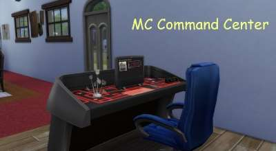 The Sims 4 — «Командный центр» (MC Command Center) | The Sims 4 моды