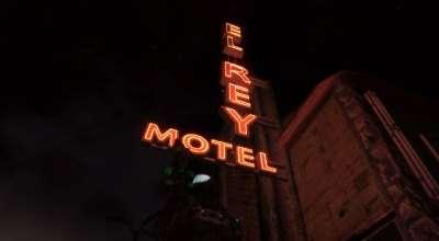 Fallout NV — Мотель Эль Рея (El Rey Motel) | Fallout New Vegas моды