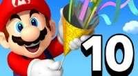 Продажи New Super Mario Bros. достигли отметки в 10 милилонов копий в США