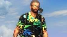 Just Cause 2 — Скин для игрока из Max payne 3 и Slow Motion | Just Cause 2 моды