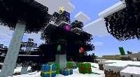 Minecraft 1.7.x — Snaether Christmas (Новогодние текстуры) | Minecraft моды