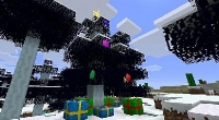 Minecraft 1.7.x — Snaether Christmas (Новогодние текстуры)
