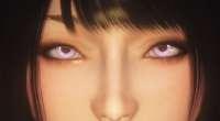 Skyrim — Новые текстуры для глаз «Черри» | Skyrim моды