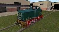 Garry's Mod 13 — Дизельный локомотив   Garrys mod моды