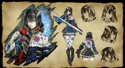 Castlevania, которая не Castlevania | Bloodstained: Ritual of the Night