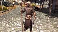 Skyrim — Новые анимации для двуручного, одноручного оружия и посохов