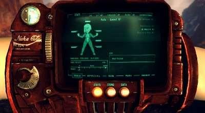 Fallout New Vegas — Нюка Пип-Бой 3000 | Fallout New Vegas моды