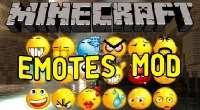 Minecraft — Эмоции для 1.7.10 | Minecraft моды
